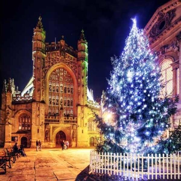 Bath - Christmas Sights & Shopping