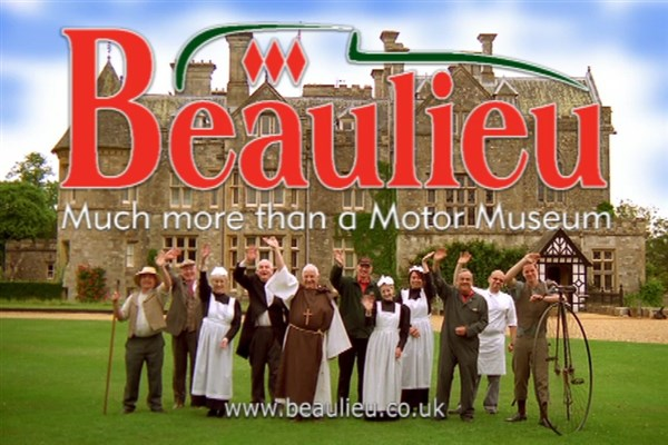 Beaulieu Motor Museum and much more...