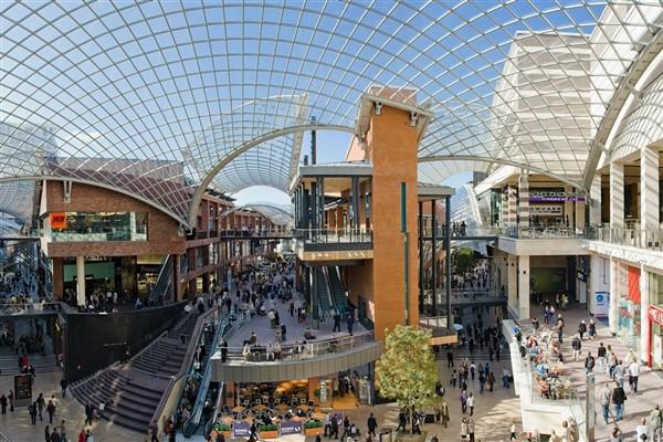 Bath or Bristol Shopping