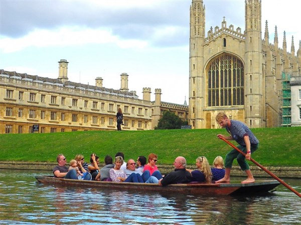 Cambridge - The Theory of Everything