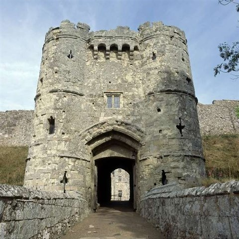 Carisbrook Castle - Isle of Wight