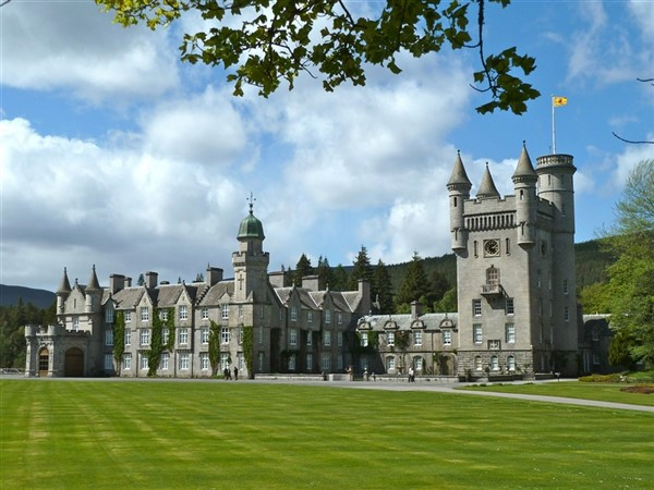 Scotland - Royal Deeside