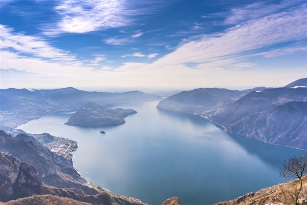 Italy - Lake Iseo & The Train of Flavours