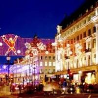 London Christmas Lights & Sights