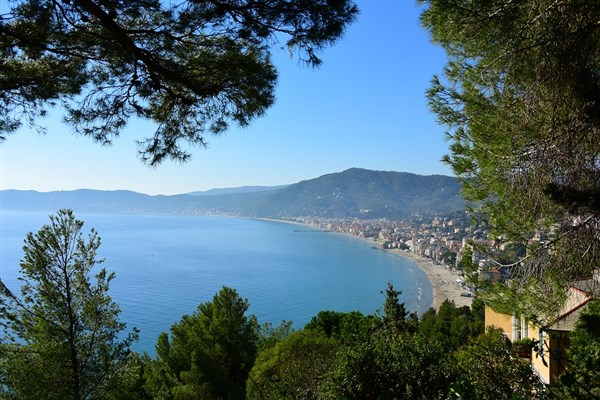 Spring on the Mediterranean Riviera