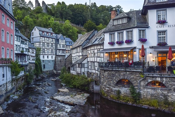 Medieval Monschau, Germany