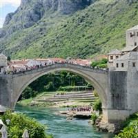Croatia - Bosnia - Montenegro