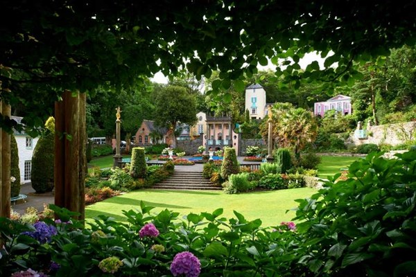 The Gardens of North Wales