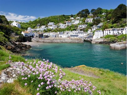 Cornish Coastal Villages