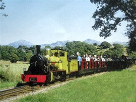 Cumbria Rail & Sail
