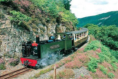 Welsh Wilderness Railways