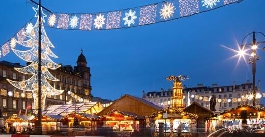Scotland Christmas Markets - All Inclusive!