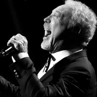 Tom Jones at Bristol