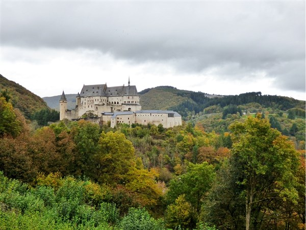 Awesome Autumn Colours in Luxembourg